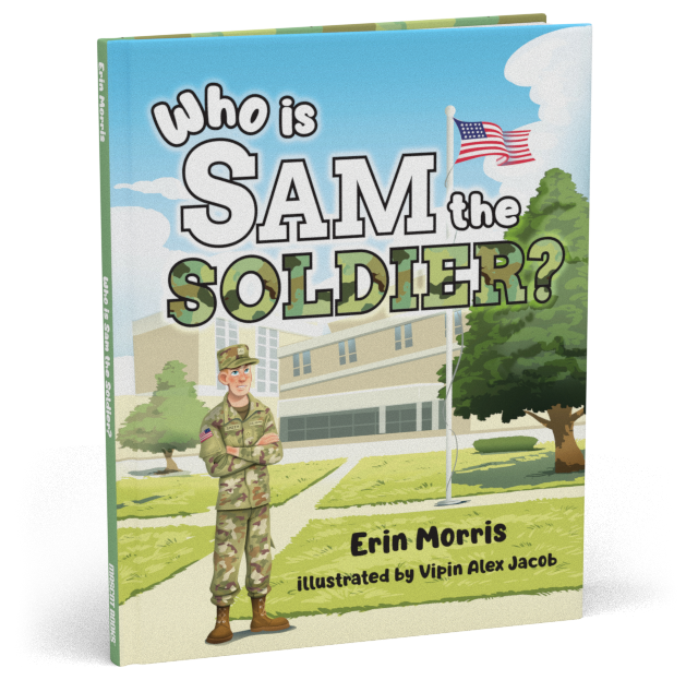 Who Is Sam the Soldier Book Cover